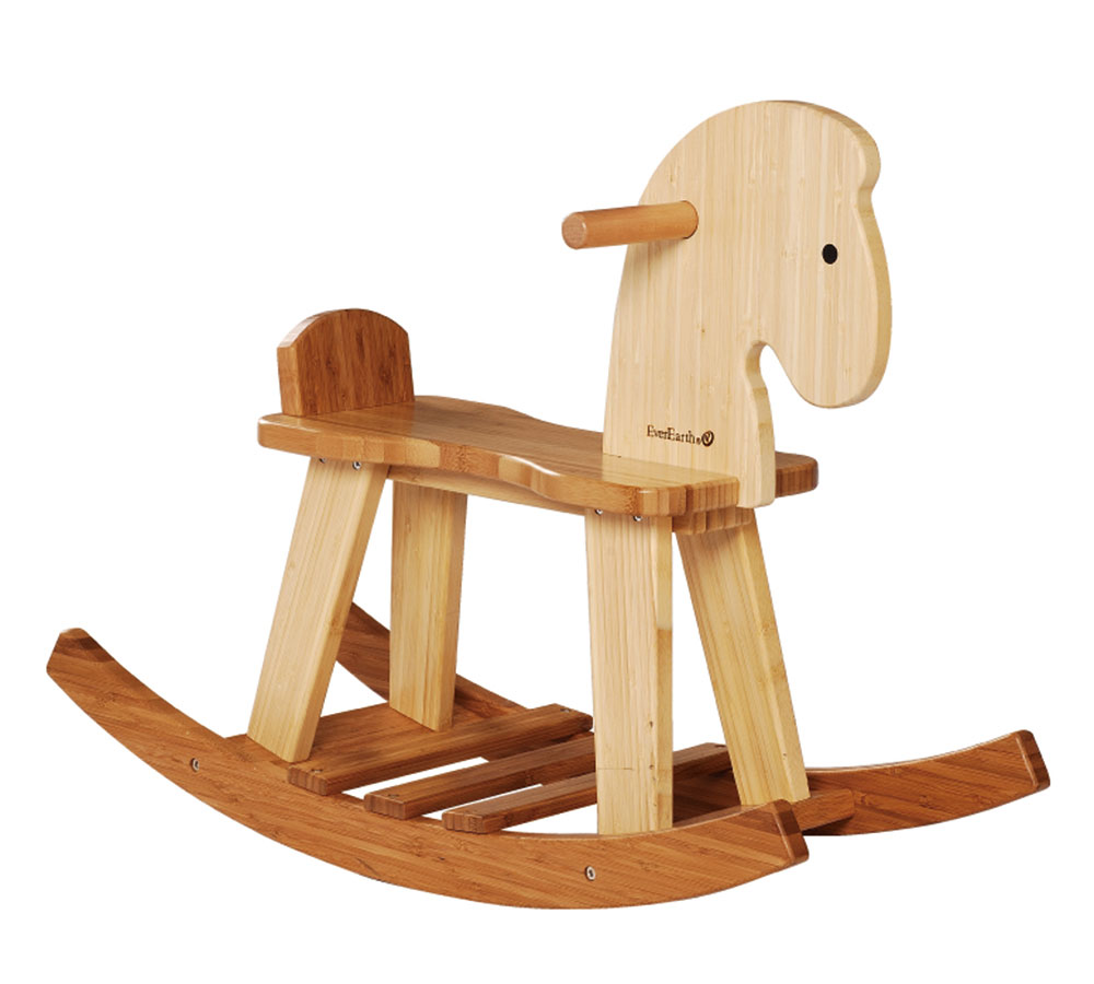 everearth rocking horse