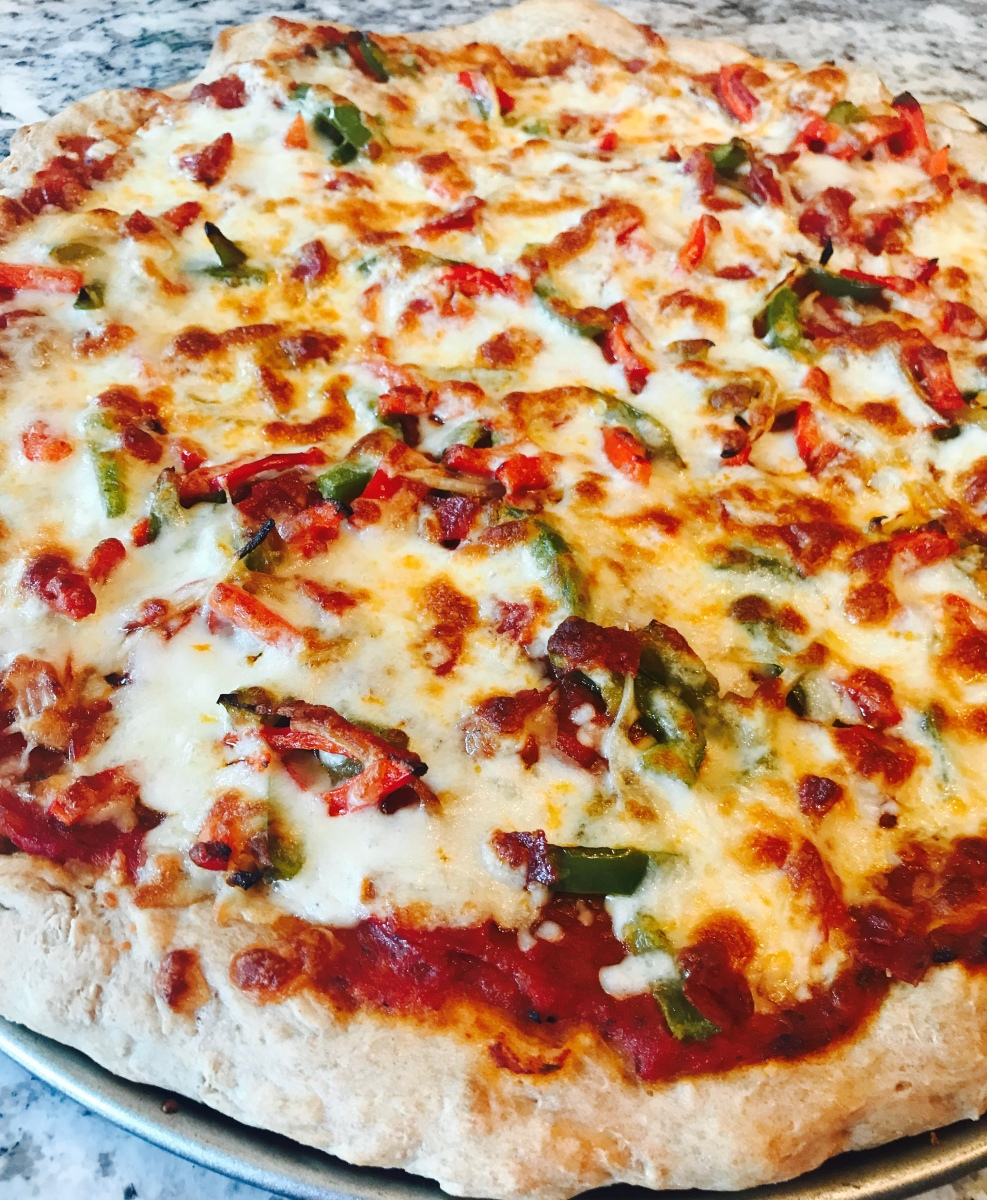 Homemade (Organic) Pizza Recipe